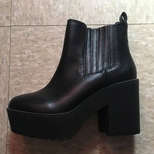 Booties from H&M